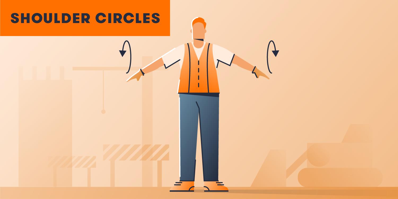 shoulder-circles