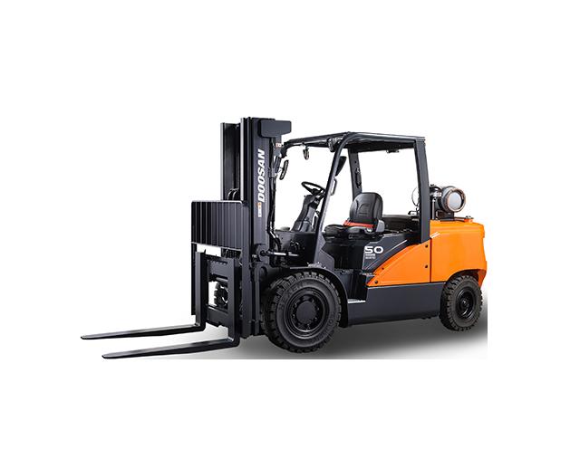 12,000 lbs, Pneumatic Tire, Warehouse Forklift