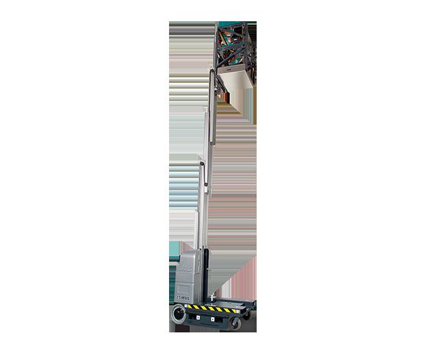 15 ft, Single, Self-Propelled Manlift