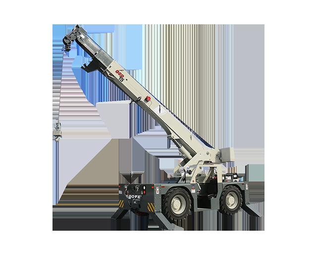 15 ton, Carry Deck Crane