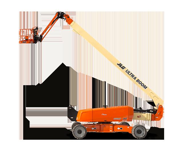 150 ft, Diesel, Dual-Fuel, Articulating Boom Lift