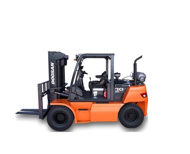 15,000 lbs, Pneumatic Tire, Warehouse Forklift
