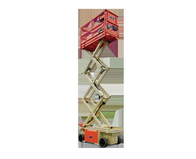 19 ft, Narrow, Electric Scissor Lift