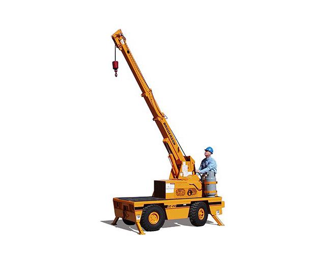 2.5 ton, Carry Deck Crane