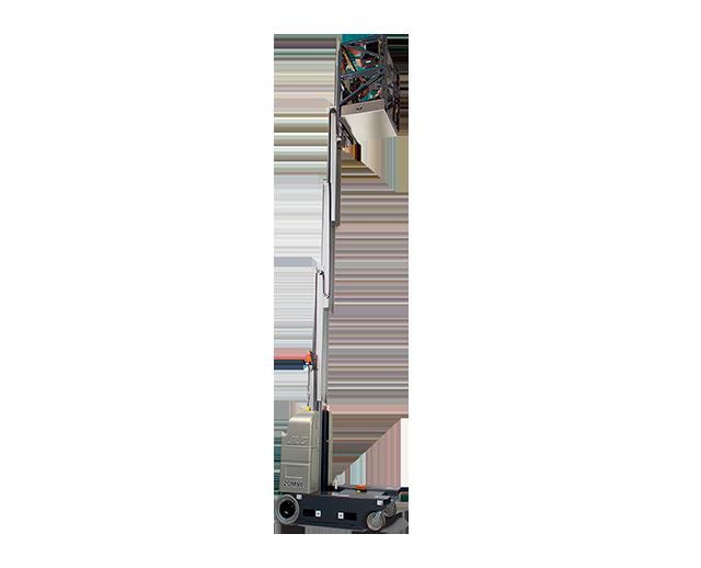 20 ft, Single, Self-Propelled Manlift