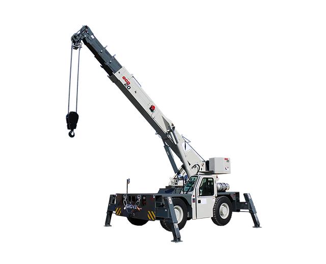 20 ton, Carry Deck Crane