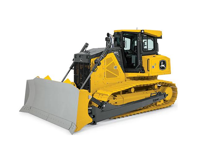 200-249 hp, Bulldozer