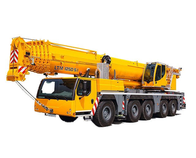 200-299 ton Operated Crane