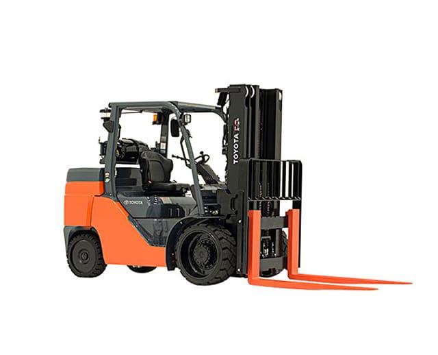 Forklifts & Material Handling