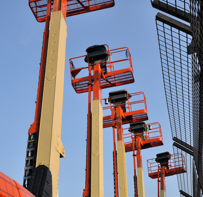 How to Choose the Right Telescopic Boom Lift Height