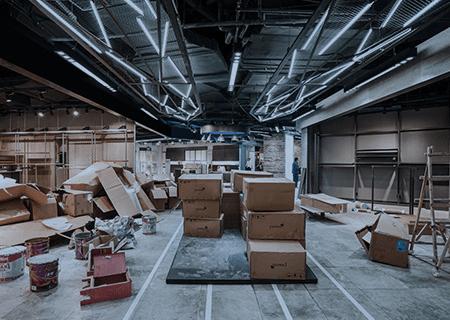 Retail Construction Services