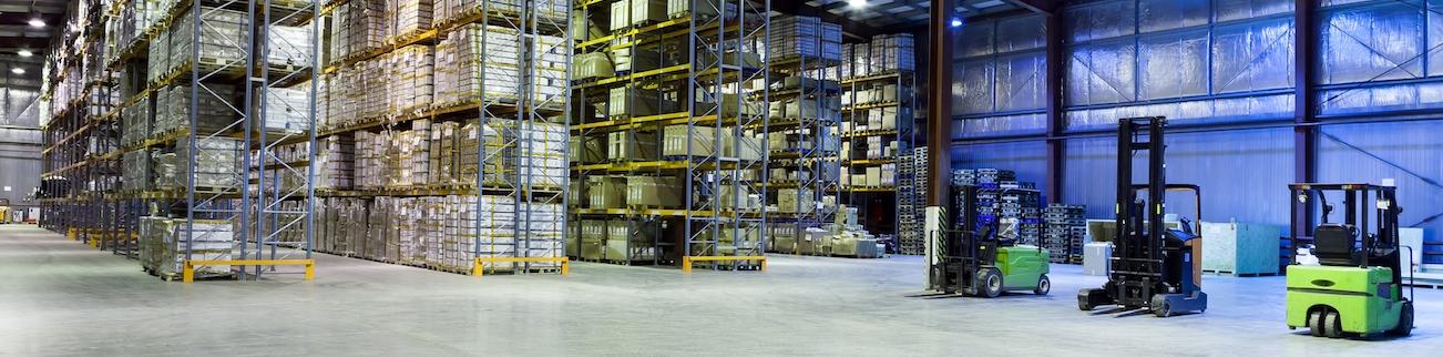 BigRentz Warehousing Industry Clients