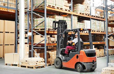 Warehoue Industry Solutions