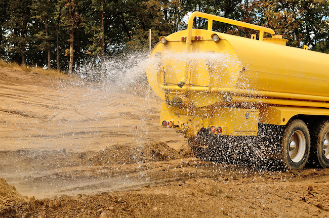 Why Farmers Need a Water Truck