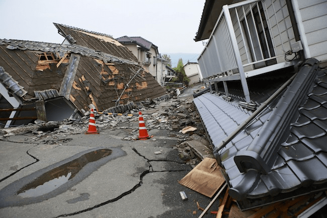 Disaster Safety for Construction Sites