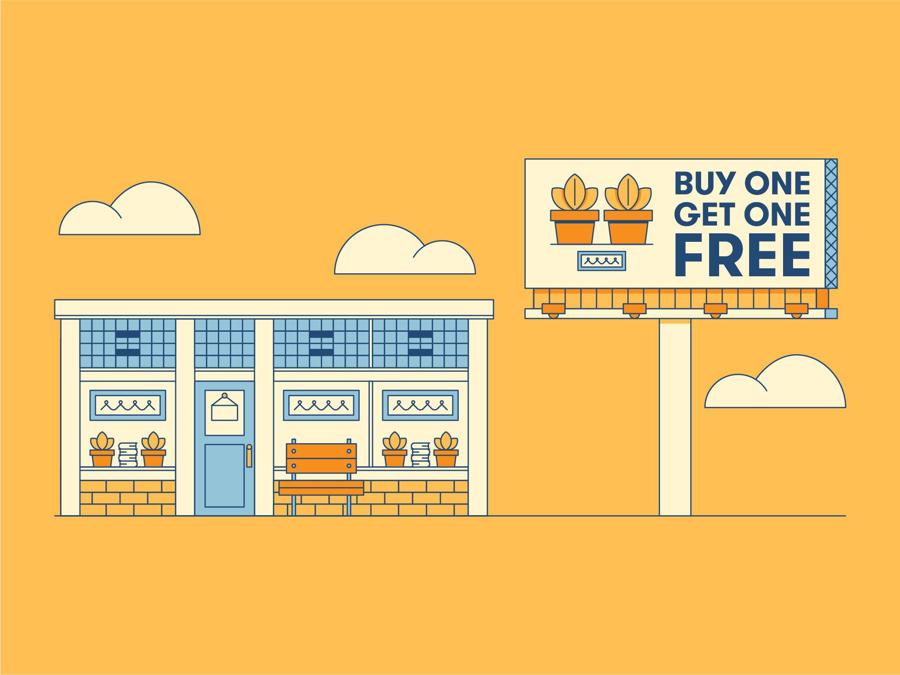 How to Design Your Exterior Store Experience