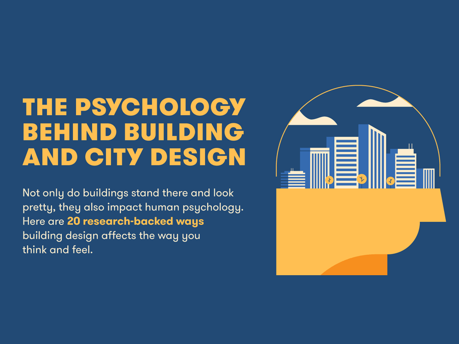The Psychology Behind Building and City Design