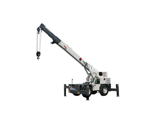 25 ton, Carry Deck Crane
