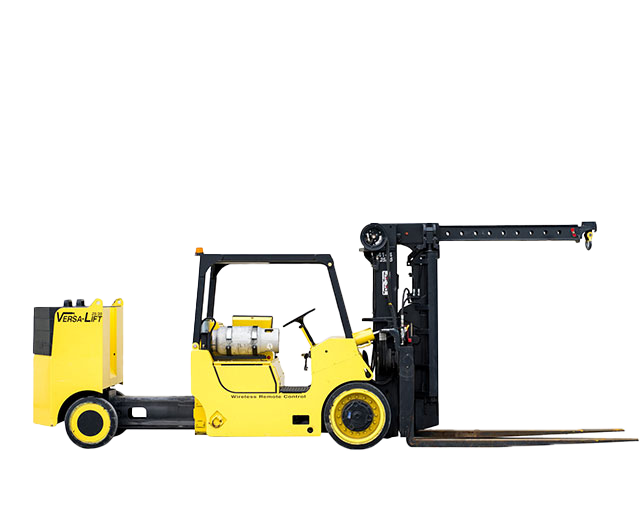 25,000-35,000 lbs, Extendable Counterweight Forklift