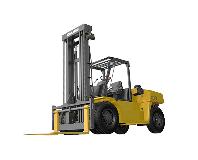 25,000 lbs, Pneumatic Tire, Warehouse Forklift