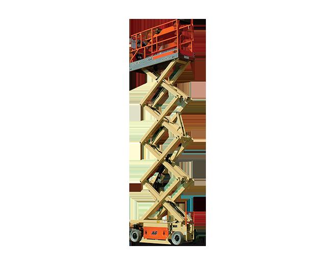 26 ft, Narrow, Electric Scissor Lift