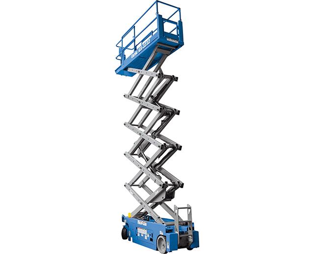 32 ft, Narrow, Electric Scissor Lift