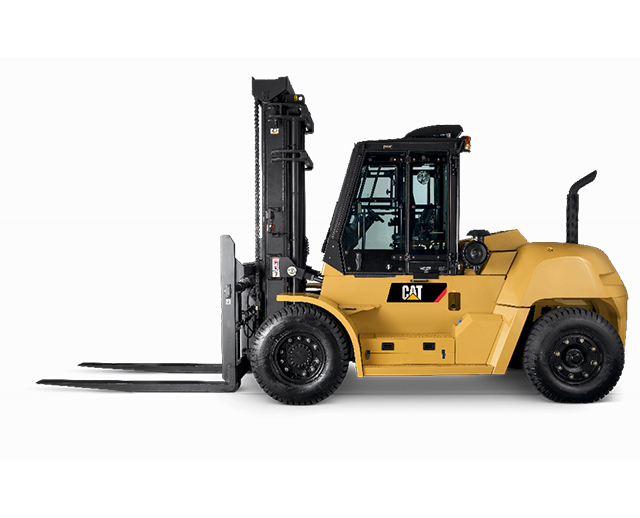 33,000 lbs, Pneumatic Tire, Industrial Forklift