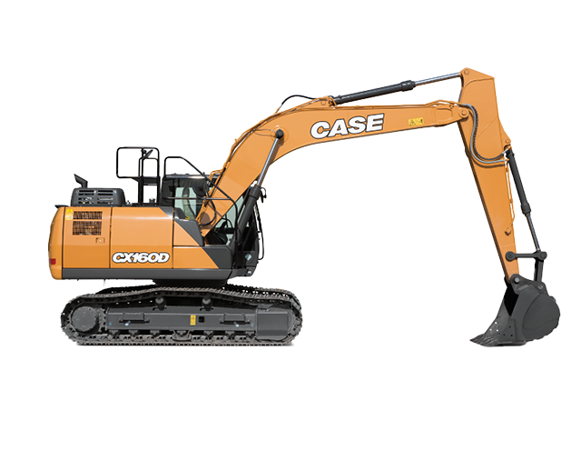 35,000-39,000 lbs, Excavator