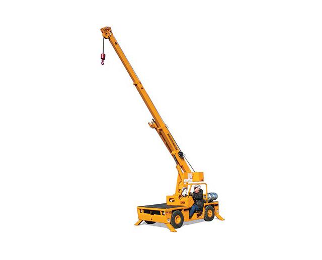 4 ton, Carry Deck Crane