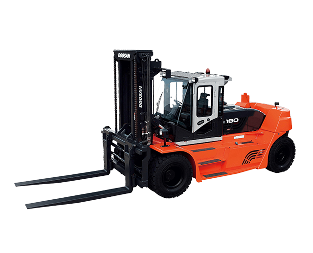 40,000 lbs, Pneumatic Tire, Industrial Forklift