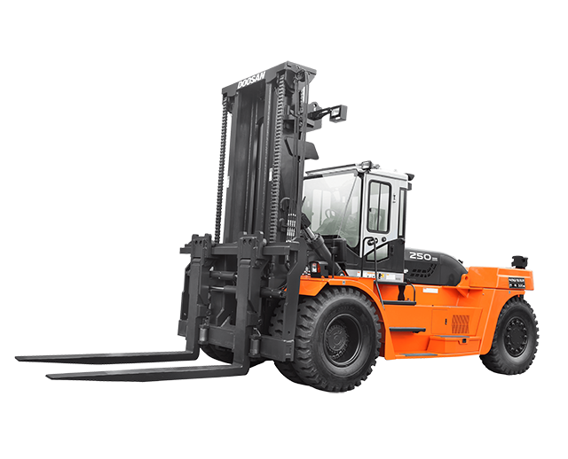 55,000 lbs, Pneumatic Tire, Industrial Forklift