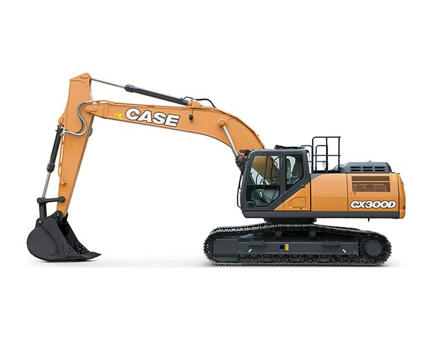 60,000-69,000 lbs, Excavator