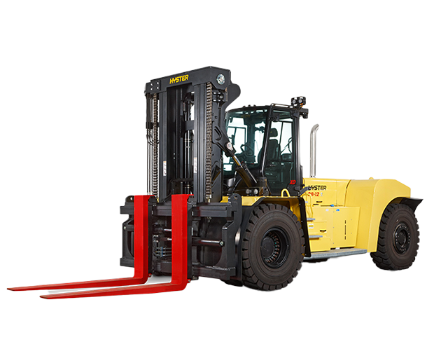60,000 lbs, Pneumatic Tire, Industrial Forklift