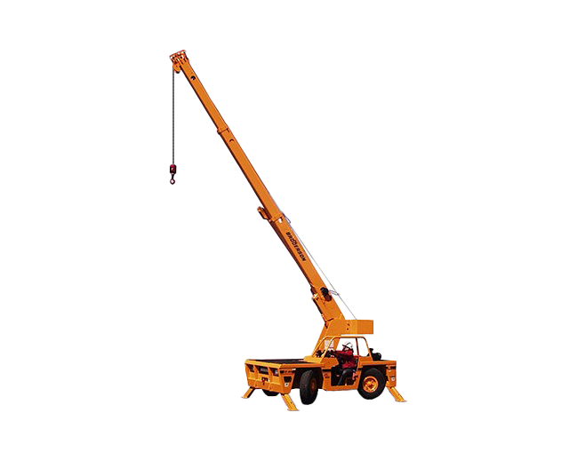 8 ton, Carry Deck Crane