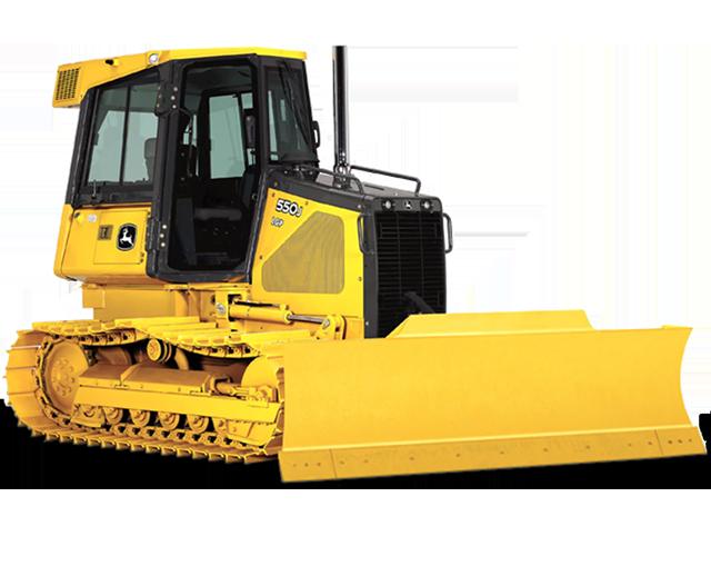 80-89 hp, Bulldozer