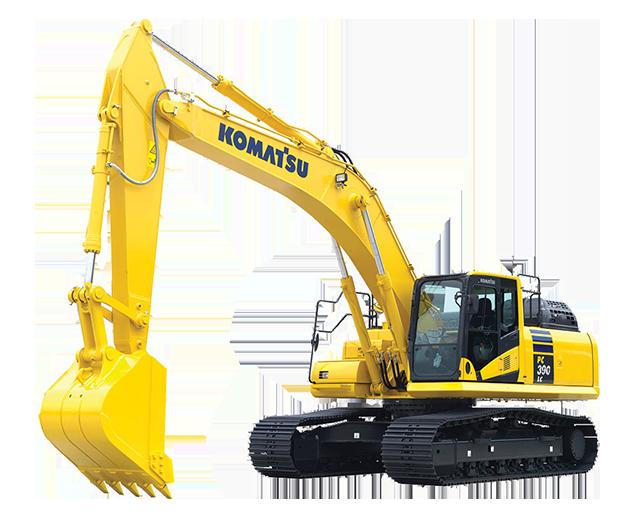85,000-99,000 lbs, Excavator
