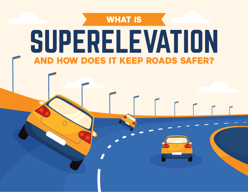 What Is Superelevation and How Does It Keep Roads Safer?