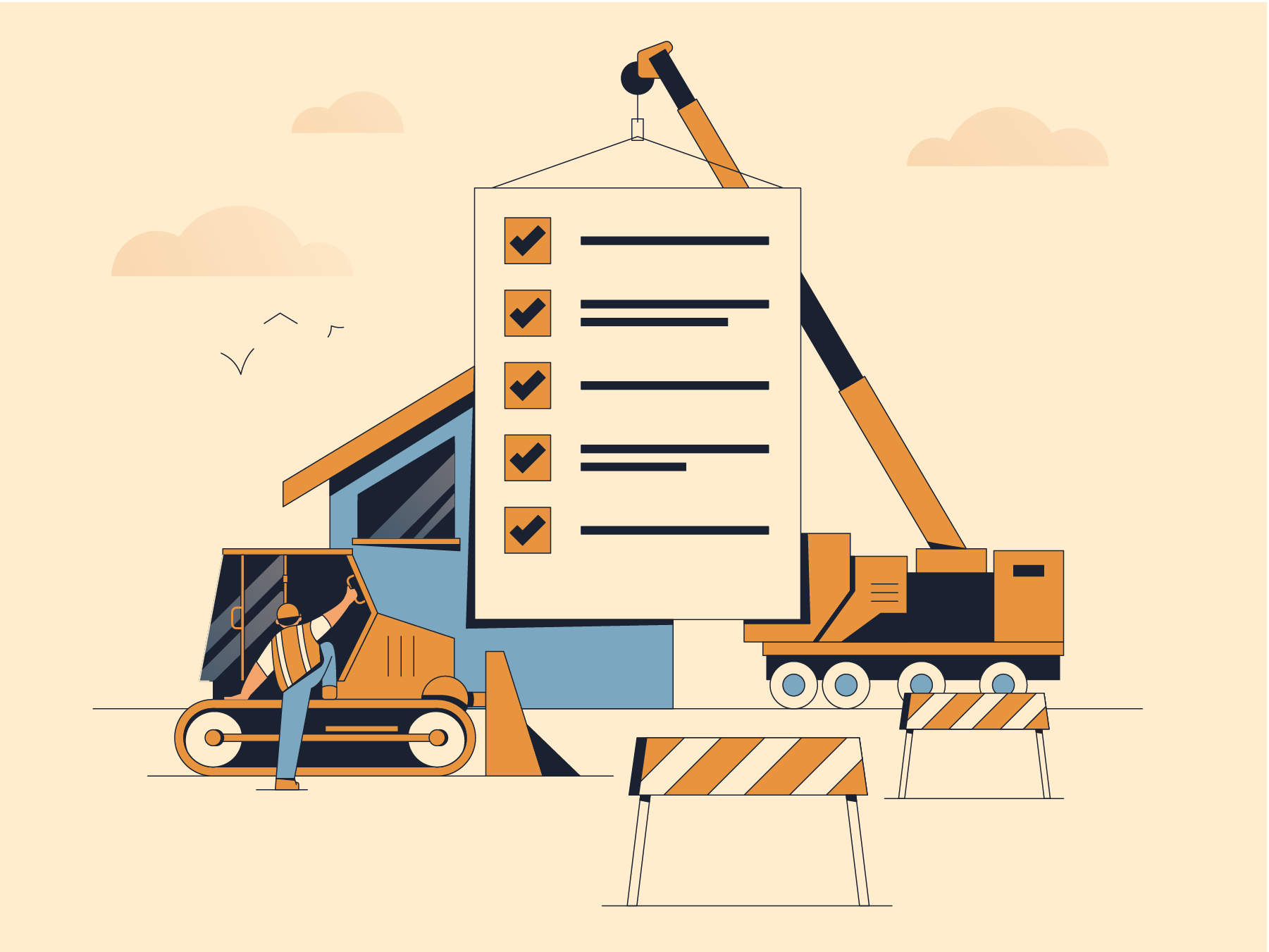 The Complete Commercial Building Renovation Checklist