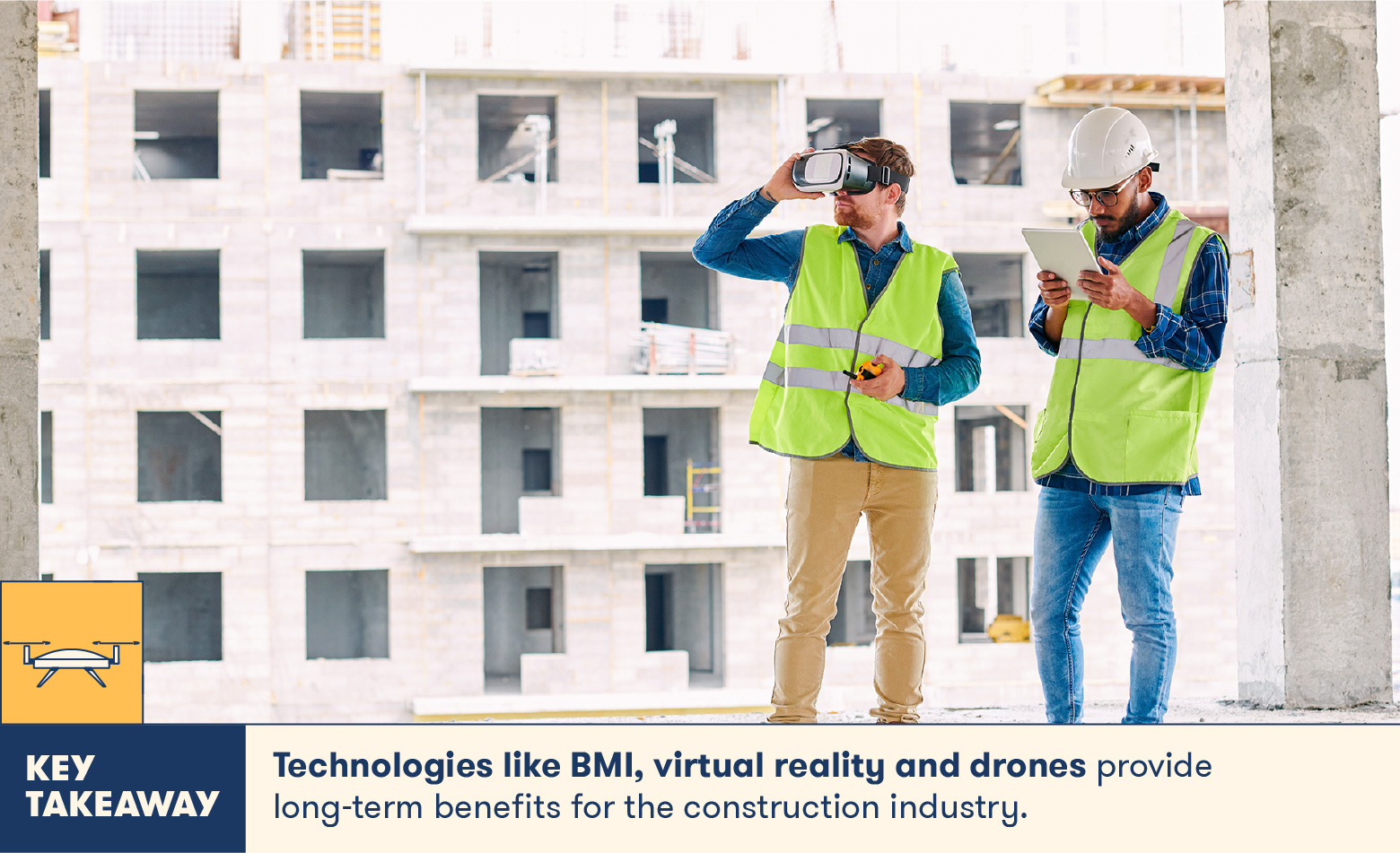 construction technology is changing the construction industry