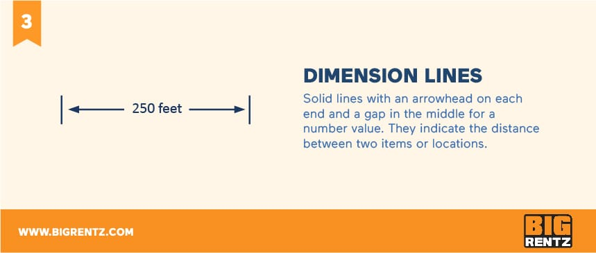 Dimension Lines
