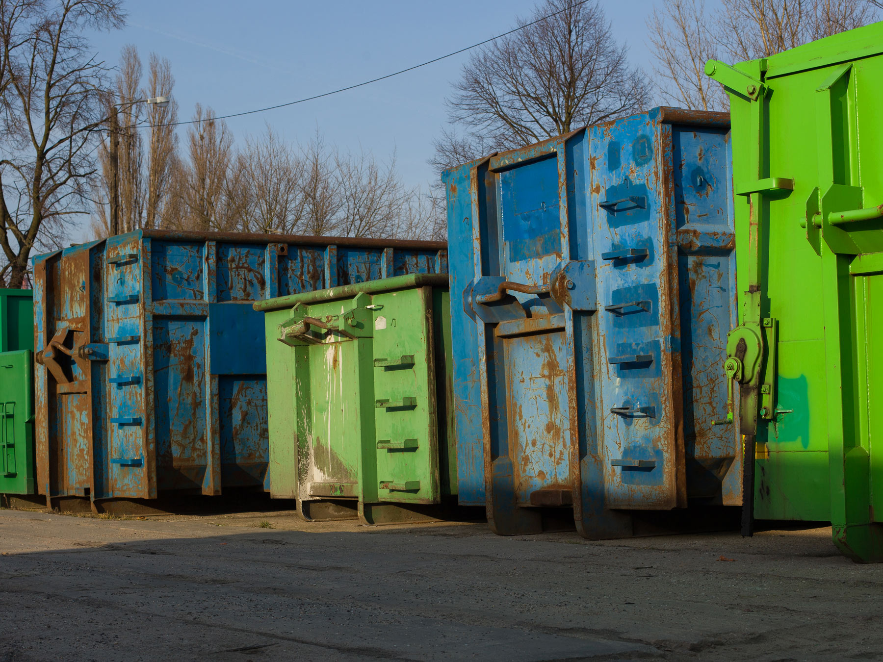 Construction Dumpster Sizes: What To Get For Your Site