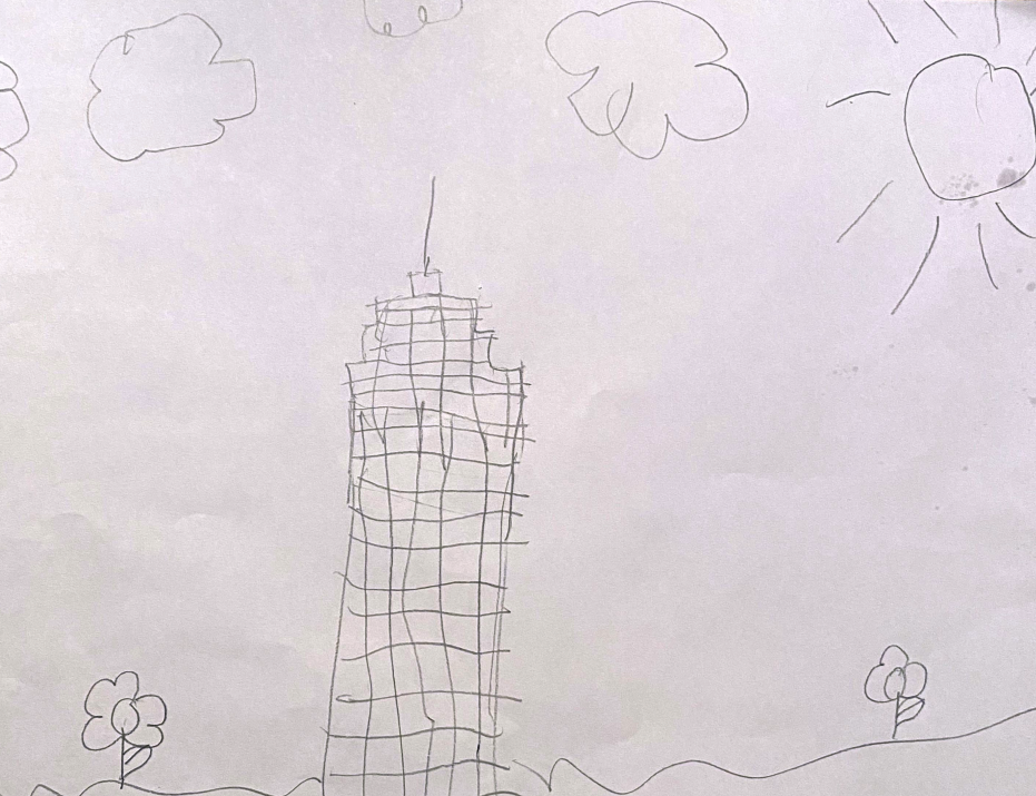 Empire State Kids Drawing 3