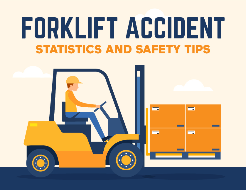 Forklift Accident Types, Stats, and Safety Protocols