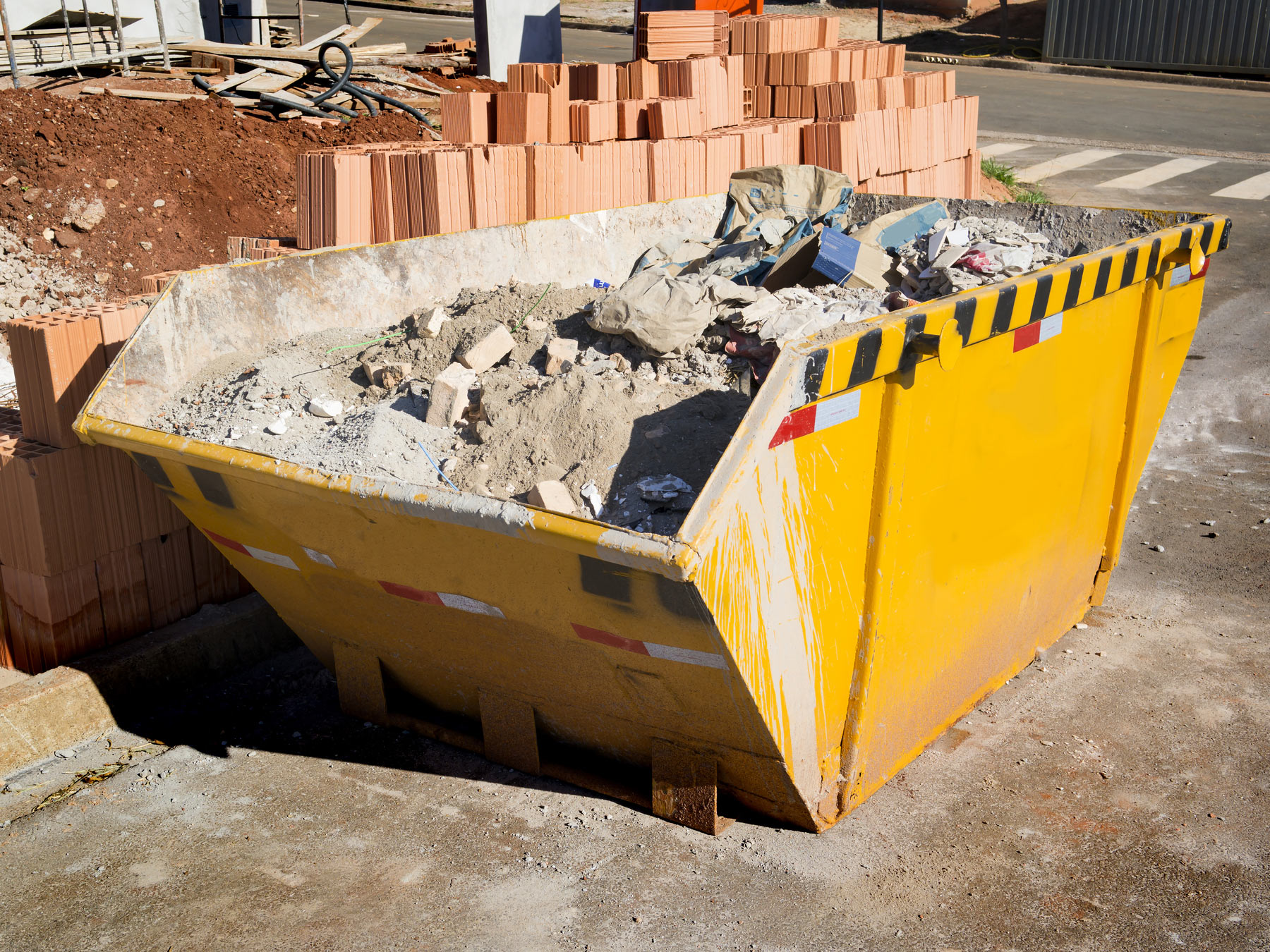 How to Dispose of Concrete Properly