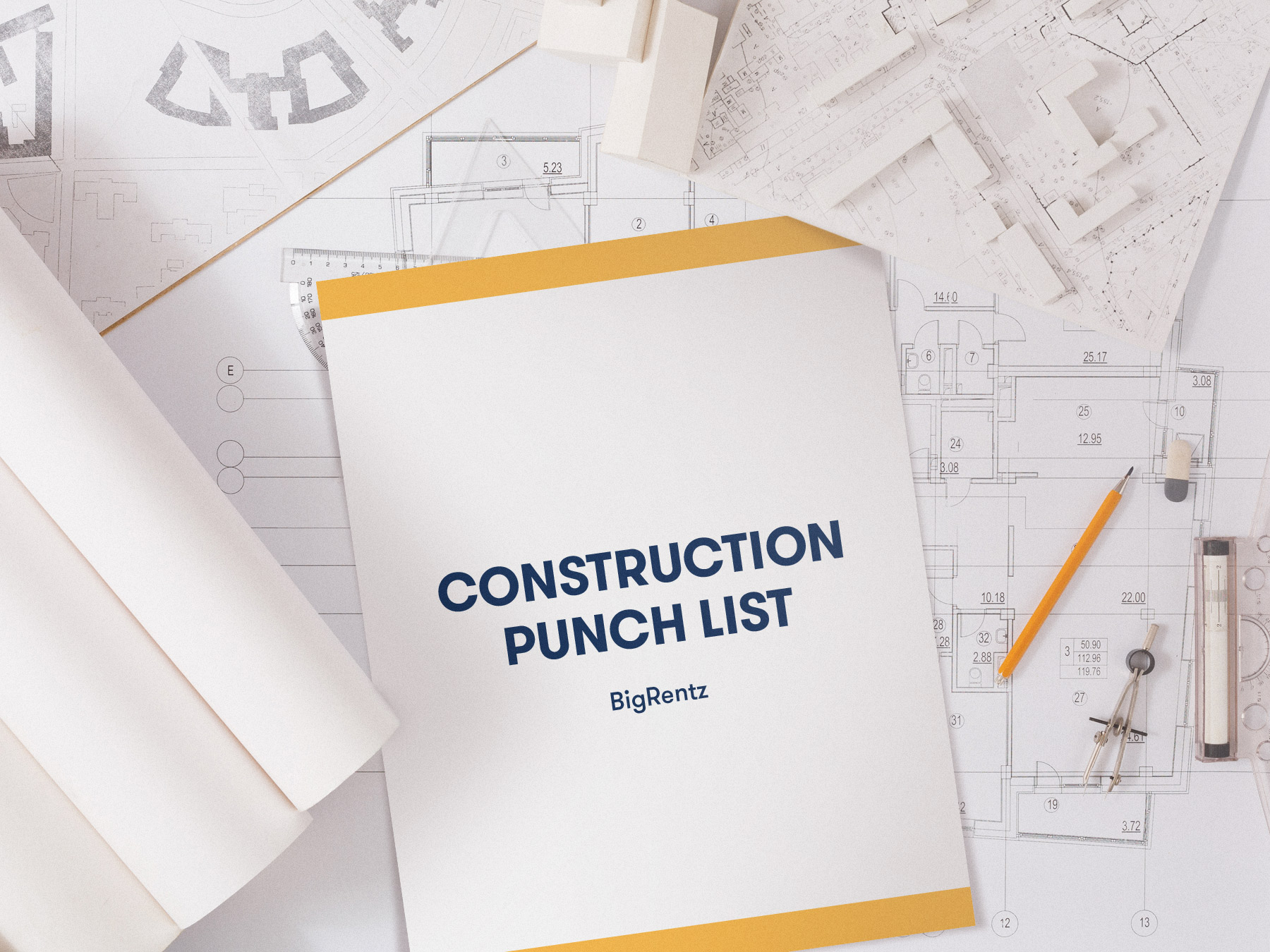 Construction Punch List [Free Downloadable Template]