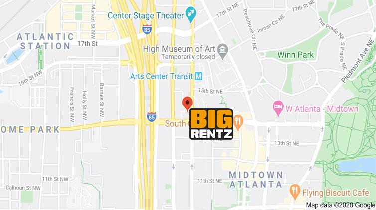 BigRentz in Atlanta, GA