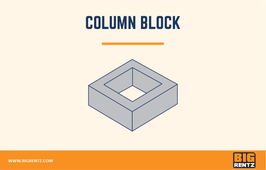 Column block