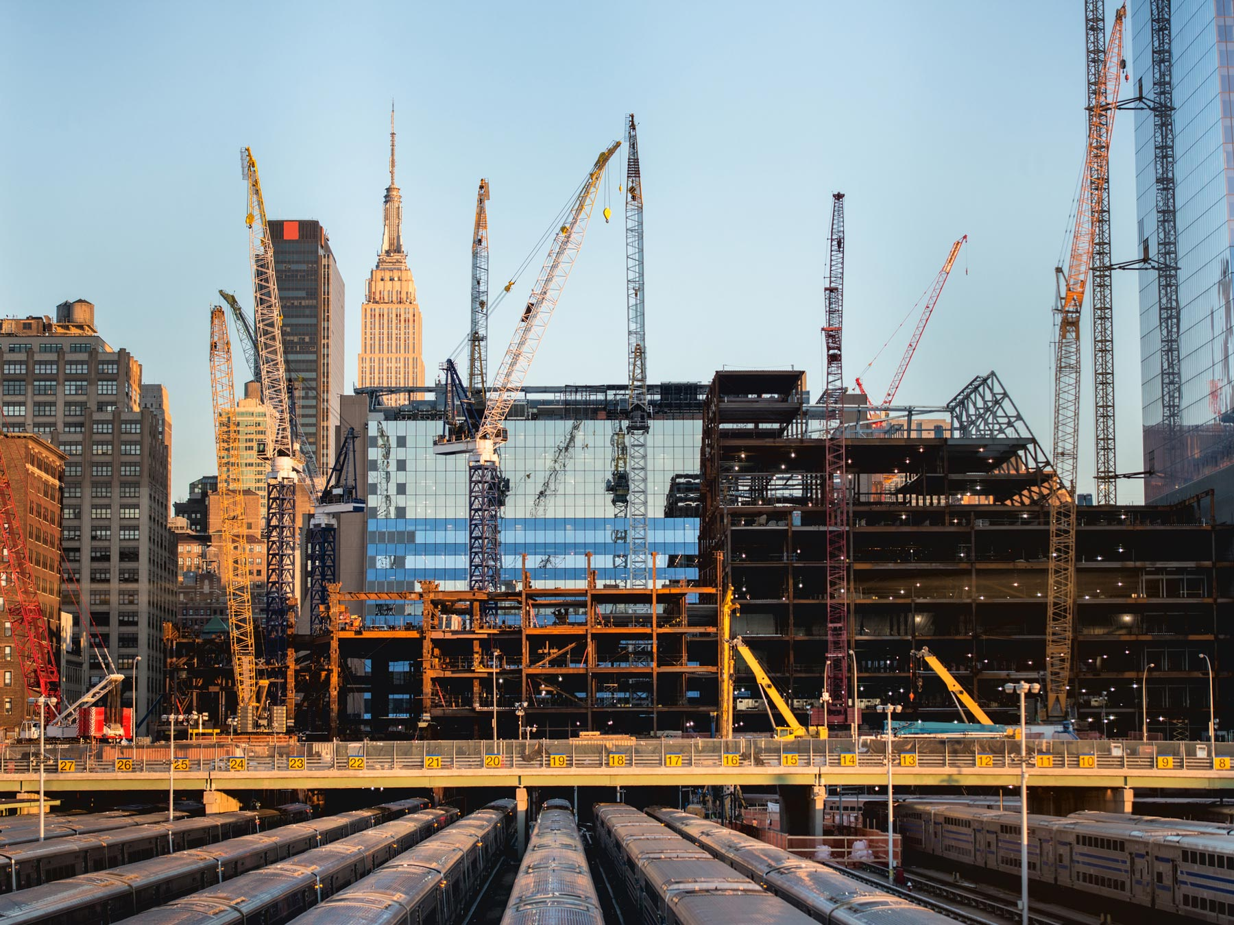 Commercial Construction Cost Per Square Foot in the U.S.