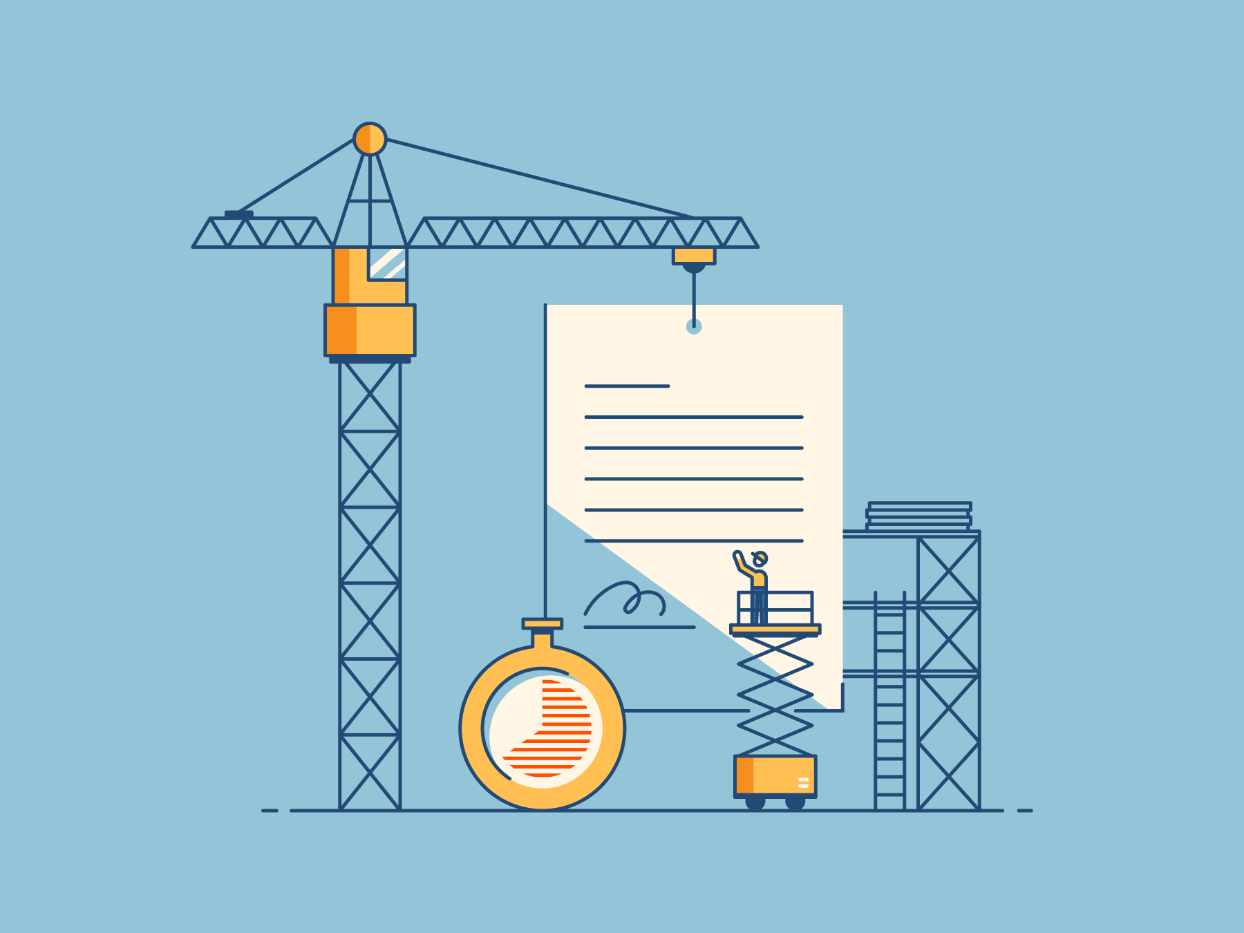 The 4 Different Types of Construction Contracts