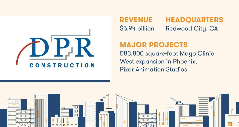 DPR construction company profile